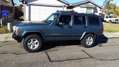 Highlight for Album: 1999 Jeep Cherokee XJ