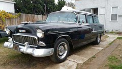 Highlight for Album: 1955 Chevy Wagon