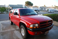 Highlight for Album: Dad's '97 Dodge Dakota