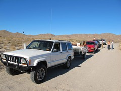 Highlight for Album: Death Valley, Thanksgiving 2009
