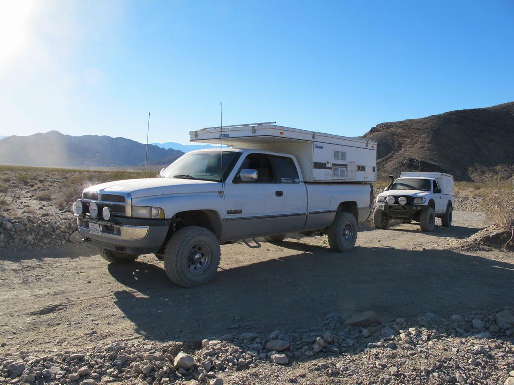 1997 Dodge Ram 2500 4x4 And Fwc Grandby American Adventurist