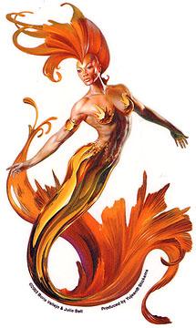 mermaid-gold
