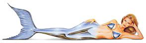 mermaid-silver