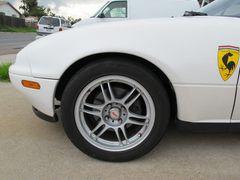 Koisi wheels, ~10 lbs.