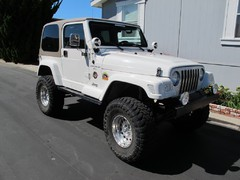 Highlight for Album: Michael's TJ Wranger
