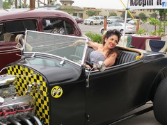 Highlight for Album: Tiki Car Show, May 24, 2014
